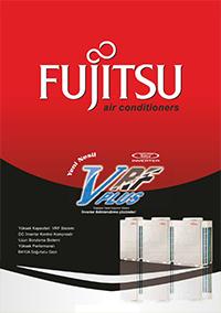 fujitsu vrf plus türkçe katalog